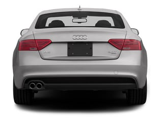 2013 Audi A5 Pictures A5 Coupe 2D S-Line AWD photos rear view