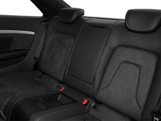 2013 Audi A5 Pictures A5 Coupe 2D Premium AWD photos backseat interior