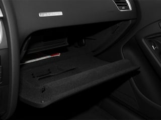 2013 Audi A5 Pictures A5 Coupe 2D S-Line AWD photos glove box