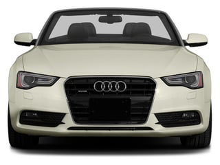 2013 Audi A5 Pictures A5 Convertible 2D Prestige 2WD photos front view