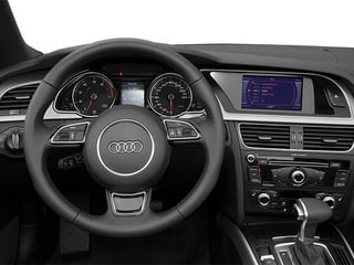 2013 Audi A5 Pictures A5 Convertible 2D Premium 2WD photos driver's dashboard