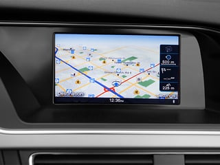 2013 Audi A5 Pictures A5 Convertible 2D Premium 2WD photos navigation system