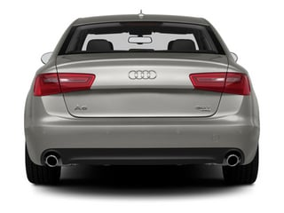 2013 Audi A6 Pictures A6 Sedan 4D 2.0T Premium AWD photos rear view