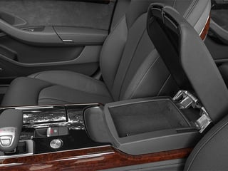 2013 Audi A8 L Pictures A8 L Sedan 4D 3.0T L AWD V6 Turbo photos center storage console