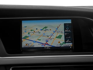2013 Audi S5 Pictures S5 Coupe 2D S5 Prestige AWD photos navigation system