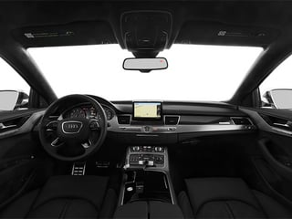 2013 Audi S8 Pictures S8 Sedan 4D S8 AWD photos full dashboard
