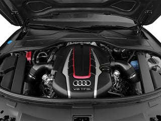 2013 Audi S8 Pictures S8 Sedan 4D S8 AWD photos engine