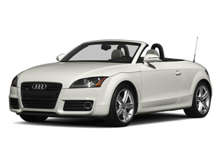 2013 Audi TTS Pictures TTS Roadster 2D Prestige AWD photos side front view