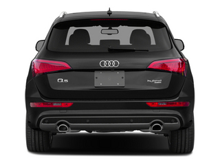 2013 Audi Q5 Pictures Q5 Utility 4D 2.0T Prestige AWD Hybrid photos rear view