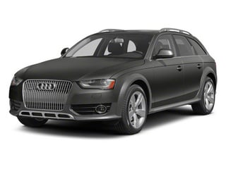2013 Audi allroad Pictures allroad Wagon 4D Prestige AWD photos side front view