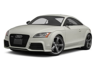 2013 Audi TT RS Pictures TT RS Coupe 2D RS AWD photos side front view