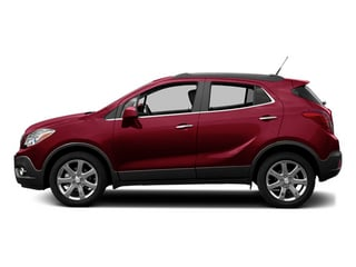 2013 Buick Encore Pictures Encore Utility 4D AWD I4 Turbo photos side view