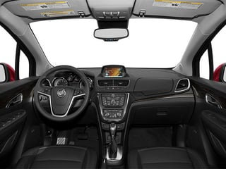 2013 Buick Encore Pictures Encore Utility 4D AWD I4 Turbo photos full dashboard