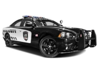 2013 Dodge Charger Pictures Charger Sedan 4D Police V8 photos side front view
