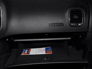 2013 Dodge Charger Pictures Charger Sedan 4D SE AWD V6 photos glove box