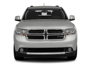 2013 Dodge Durango Pictures Durango Utility 4D Crew 2WD photos front view