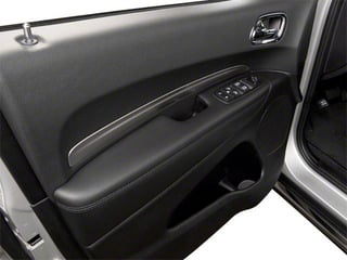 2013 Dodge Durango Pictures Durango Utility 4D Crew 2WD photos driver's door