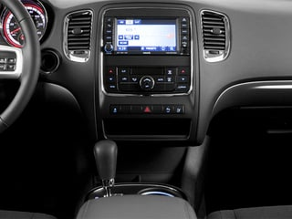 2013 Dodge Durango Pictures Durango Utility 4D Crew 2WD photos center console