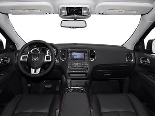 2013 Dodge Durango Pictures Durango Utility 4D Citadel AWD photos full dashboard