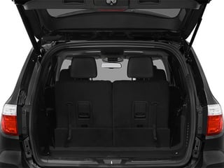 2013 Dodge Durango Pictures Durango Utility 4D Citadel AWD photos open trunk