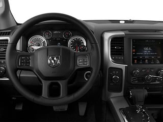 2013 Ram Truck 1500 Pictures 1500 Crew Cab Tradesman 4WD photos driver's dashboard