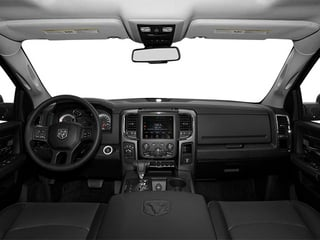 2013 Ram Truck 1500 Pictures 1500 Crew Cab Tradesman 2WD photos full dashboard