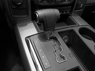 2013 Ram Truck 1500 Pictures 1500 Crew Cab Express 2WD photos center console
