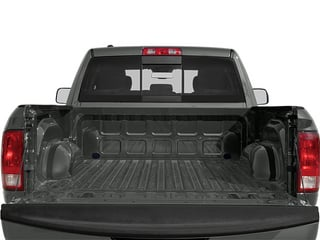 2013 Ram Truck 1500 Pictures 1500 Crew Cab Tradesman 2WD photos open trunk