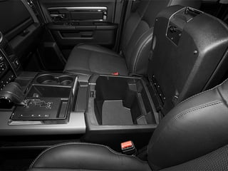 2013 Ram Truck 1500 Pictures 1500 Crew Cab Express 2WD photos center storage console