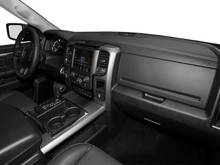 2013 Ram Truck 1500 Pictures 1500 Crew Cab Express 2WD photos passenger's dashboard