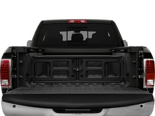 2013 Ram 2500 Pictures 2500 Mega Cab Limited 2WD photos open trunk