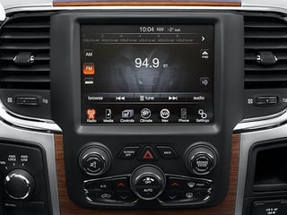 2013 Ram 2500 Pictures 2500 Crew Power Wagon Tradesman 4WD photos stereo system