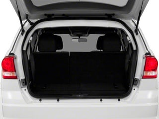 2013 Dodge Journey Pictures Journey Utility 4D SXT AWD photos open trunk