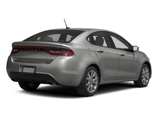 2013 Dodge Dart Pictures Dart Sedan 4D Aero I4 Turbo photos side rear view