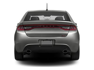 2013 Dodge Dart Pictures Dart Sedan 4D Aero I4 Turbo photos rear view