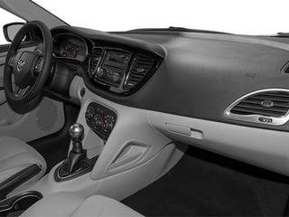 2013 Dodge Dart Pictures Dart Sedan 4D GT I4 photos passenger's dashboard