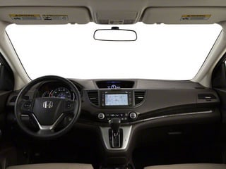 2013 Honda CR-V Pictures CR-V Utility 4D EX-L 4WD I4 photos full dashboard