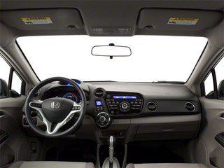 2013 Honda Insight Pictures Insight Hatchback 5D EX I4 photos full dashboard