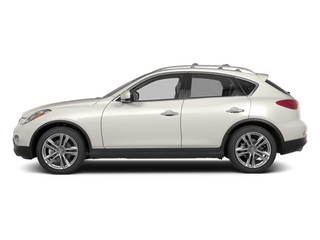 2013 INFINITI EX37 Pictures EX37 Wagon 4D AWD V6 photos side view