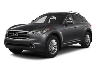 2013 INFINITI FX50 Pictures FX50 Utility 4D FX50 AWD V8 photos side front view