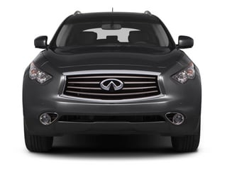 2013 INFINITI FX37 Pictures FX37 Utility 4D FX37 AWD V6 photos front view
