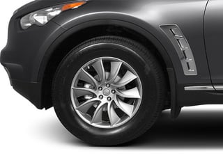 2013 INFINITI FX50 Pictures FX50 Utility 4D FX50 AWD V8 photos wheel