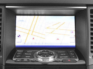 2013 INFINITI FX37 Pictures FX37 Utility 4D FX37 Limited AWD V6 photos navigation system