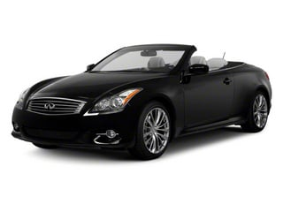 2013 INFINITI G37 Convertible Pictures G37 Convertible Convertible 2D 6 Spd V6 photos side front view