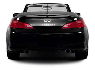2013 INFINITI G37 Convertible Pictures G37 Convertible Convertible 2D 6 Spd V6 photos rear view