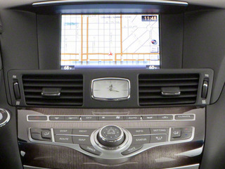 2013 INFINITI M56 Pictures M56 Sedan 4D x AWD V8 photos navigation system