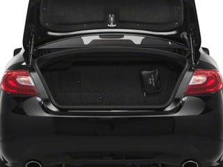 2013 INFINITI M35h Pictures M35h Sedan 4D V6 Hybrid photos open trunk