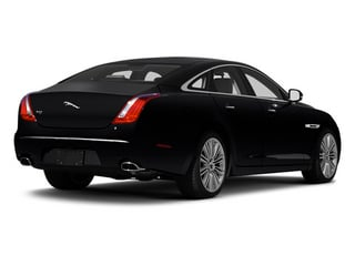 2013 Jaguar XJ Pictures XJ Sedan 4D Supersport V8 photos side rear view