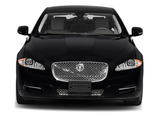 2013 Jaguar XJ Pictures XJ Sedan 4D Supersport V8 photos front view
