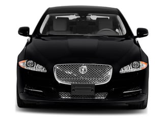 2013 Jaguar XJ Pictures XJ Sedan 4D Speed V8 Supercharged photos front view